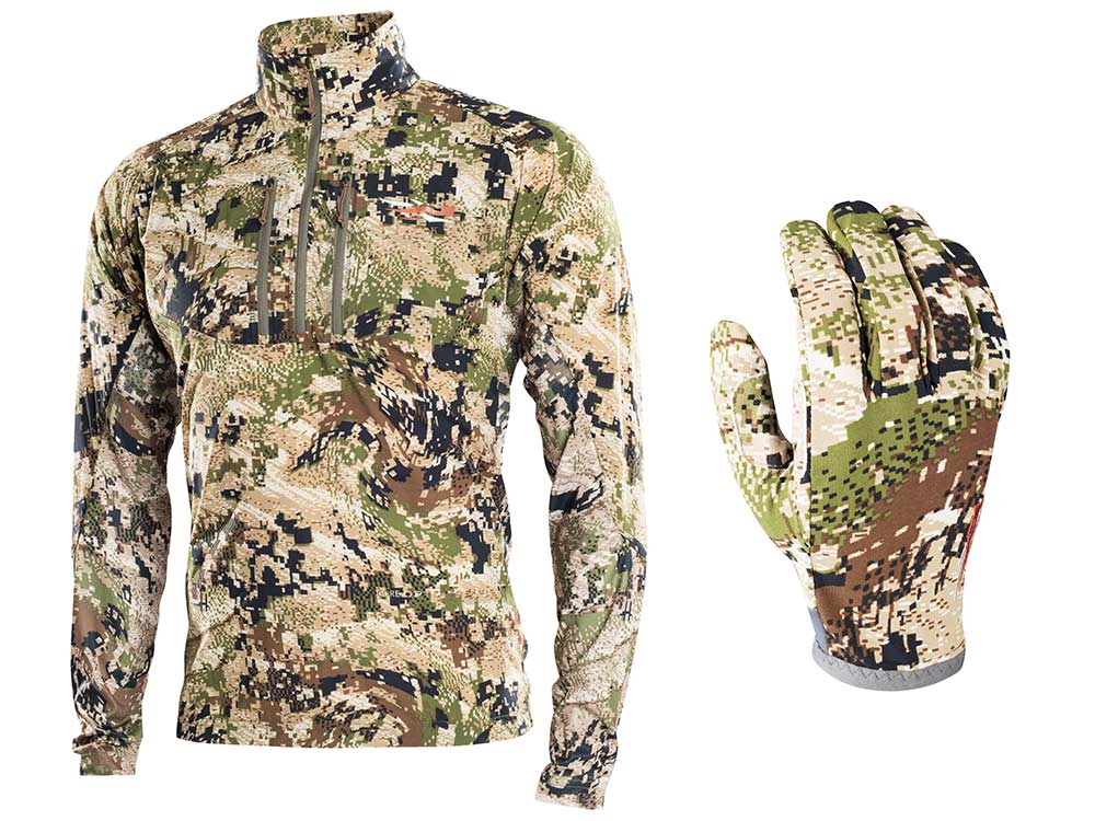 Sitka Ascent clothing