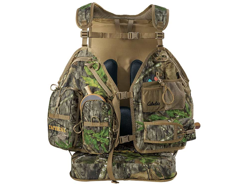 Cabela's Tactical Tat'r vest