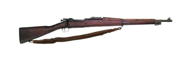 springfield 1903 rifle