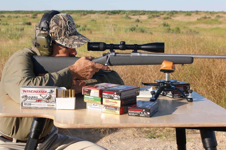 barrett fieldcraft 30-06 rifle