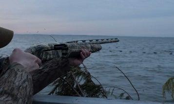 Hunting Sea Ducks on the Chesapeake Bay