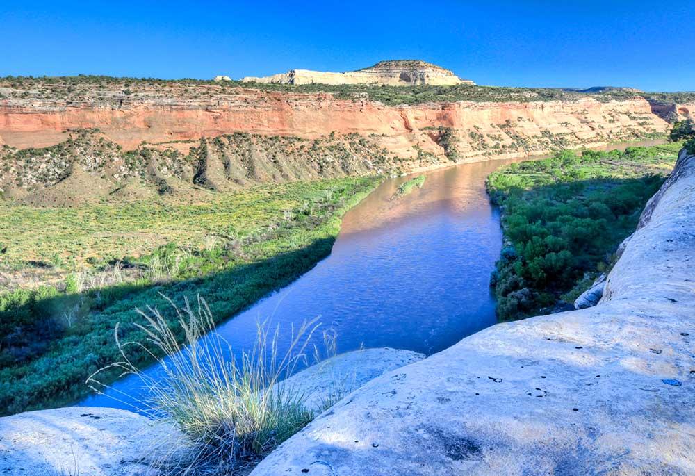 utah river