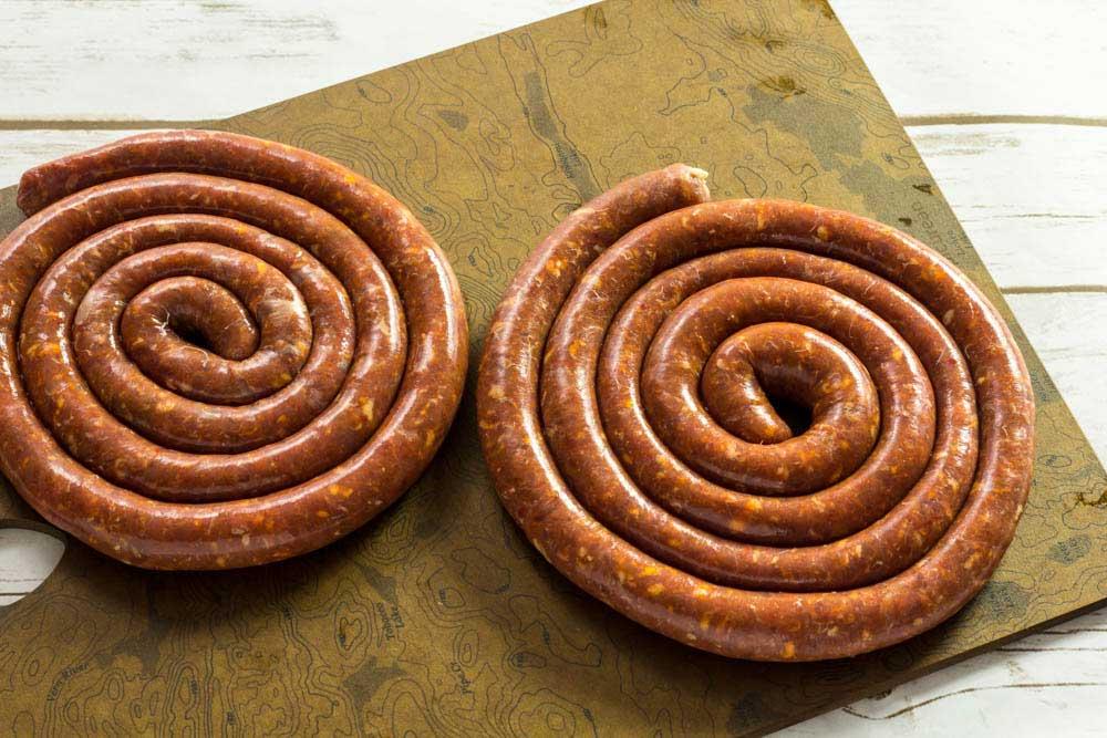 wild game sausage recipes