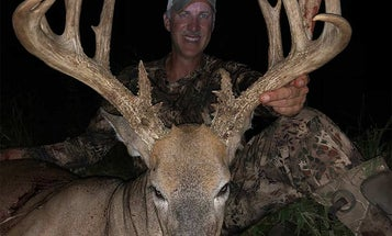 Hunter Harvests one of Nebraska's Largest Whitetails