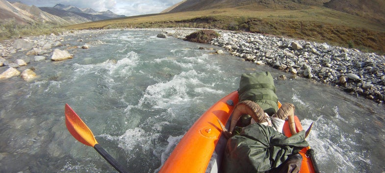boating in backcountry