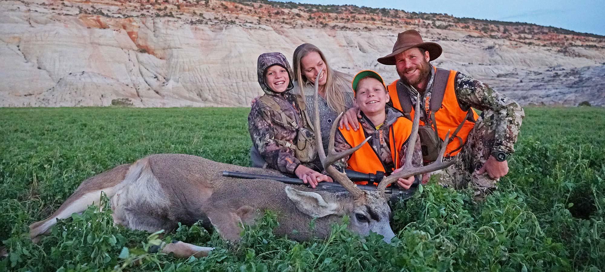 The Family Deer Hunt, Sponsored by onX Hunt