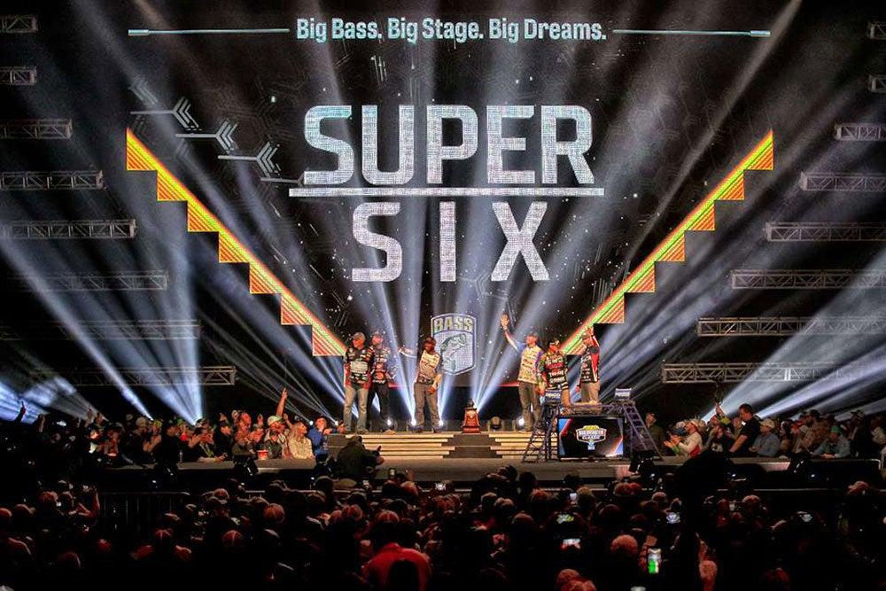 super six bassmaster classic