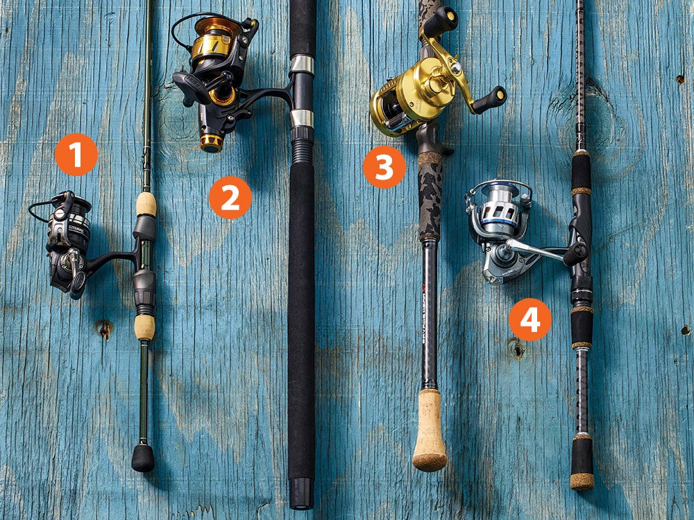 rod and reel combos best