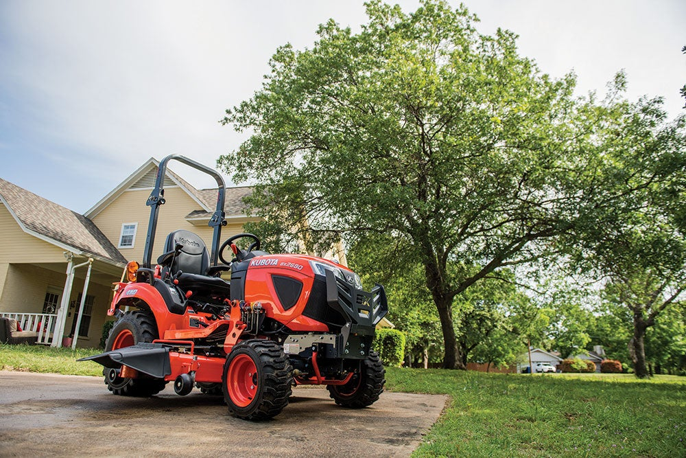 Tractor Review: Kubota BX80 Outdoorsmen Series