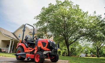 Tractor Review: Kubota BX80 Outdoorsmen Series