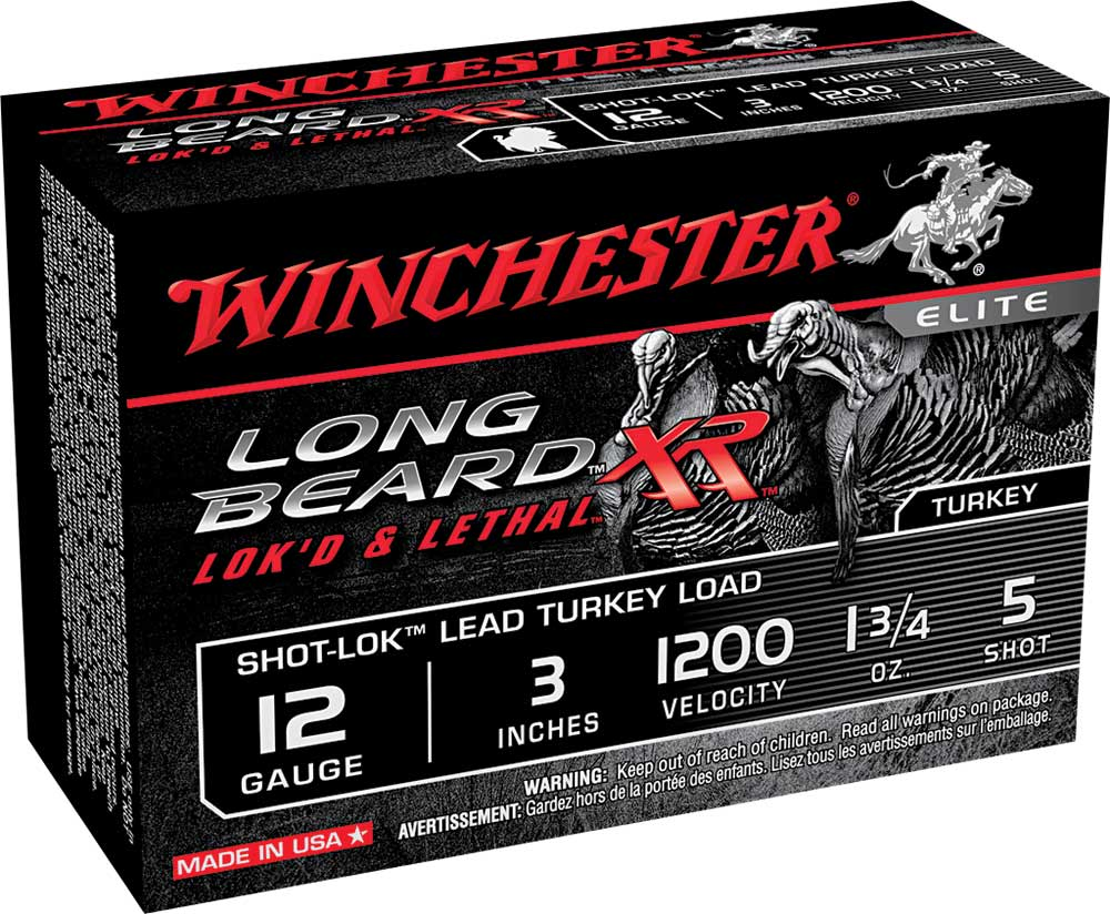 Longbeard XR 3-inch 5s