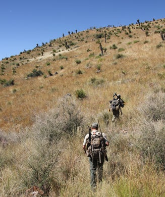 Hunting West Texas for Free-Range Aoudad