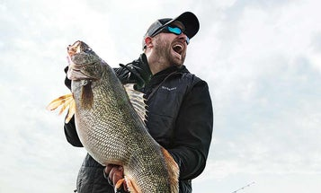 The Best Baits for Catching Giant Prespawn Walleyes