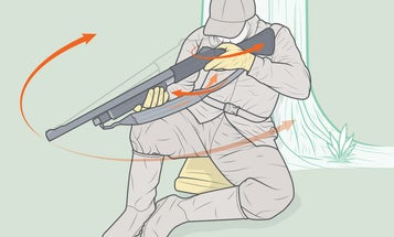 How to Shoot Your Turkey Gun with Your Off Hand