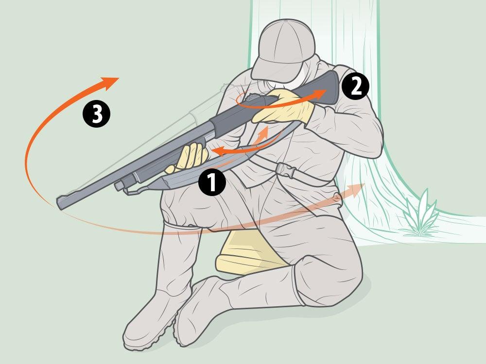 shooting tip illustration