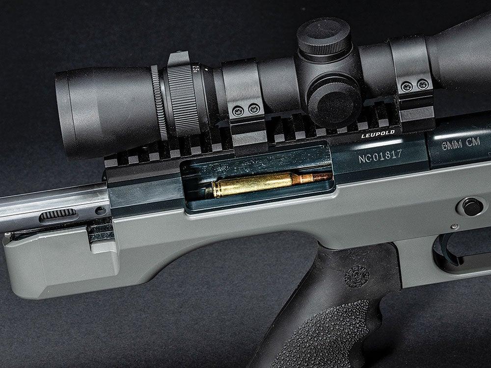ammo magazine of the nosler independence handgun