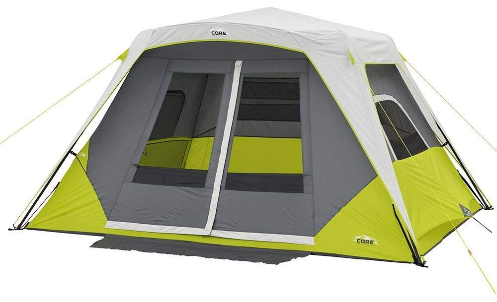 CORE Instant Cabin Tent with Awning