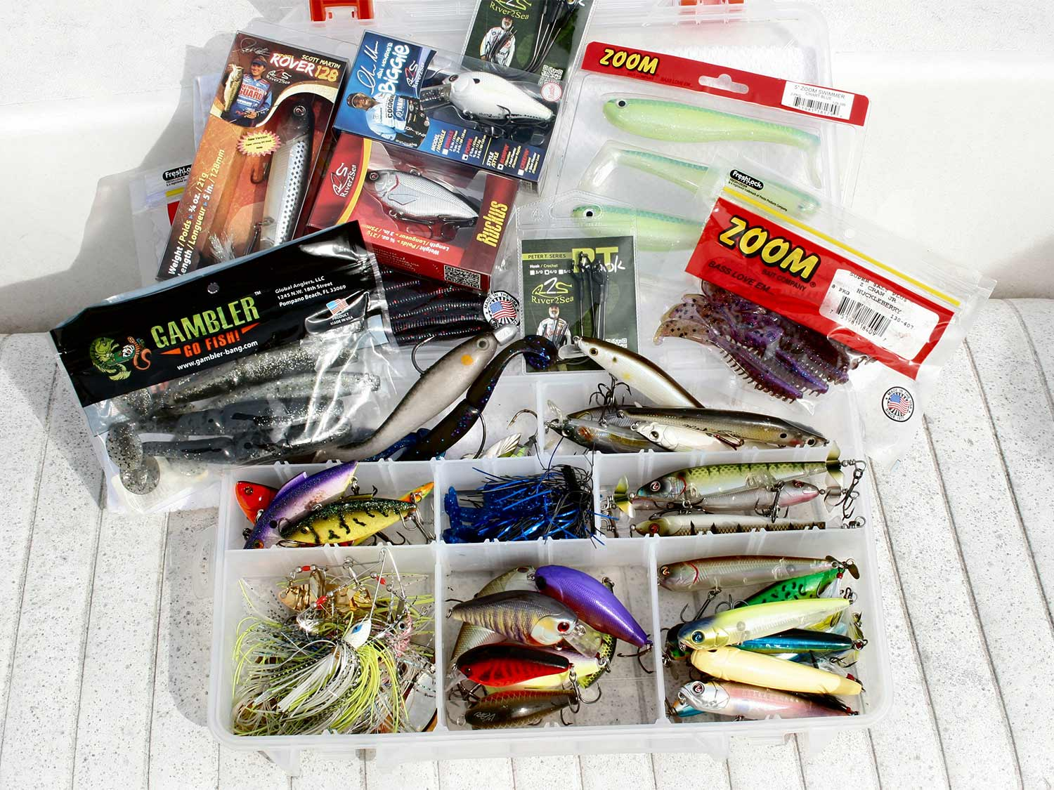16 Proven Bass Lures to Fill Your Spring Tackle Box