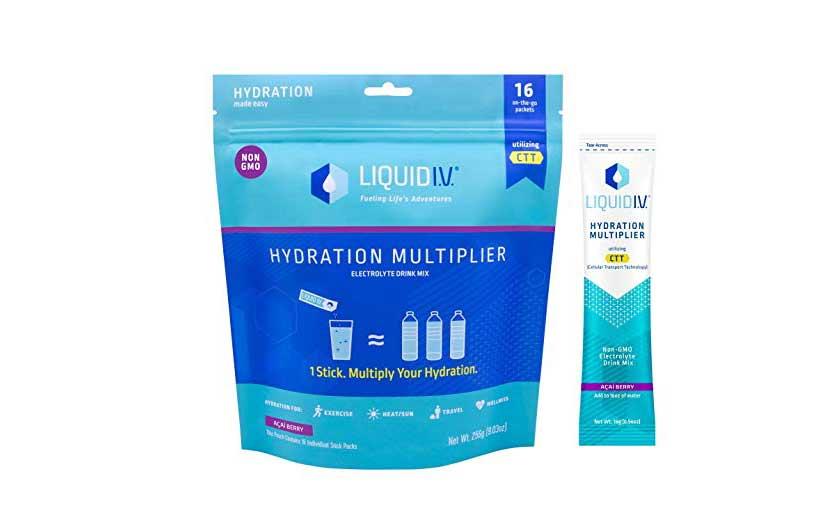 liquid iv hydration multiplier electrolytes