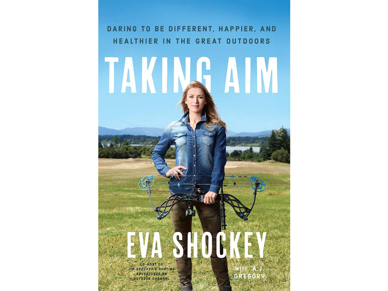 eva shockey taking aim book cover