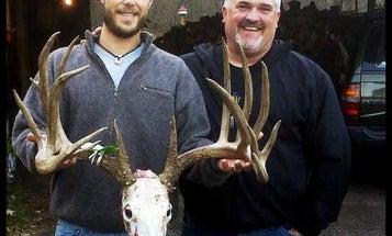 "Wisconsin Bowhunter Shoots ""Walking World Record"" Whitetail"