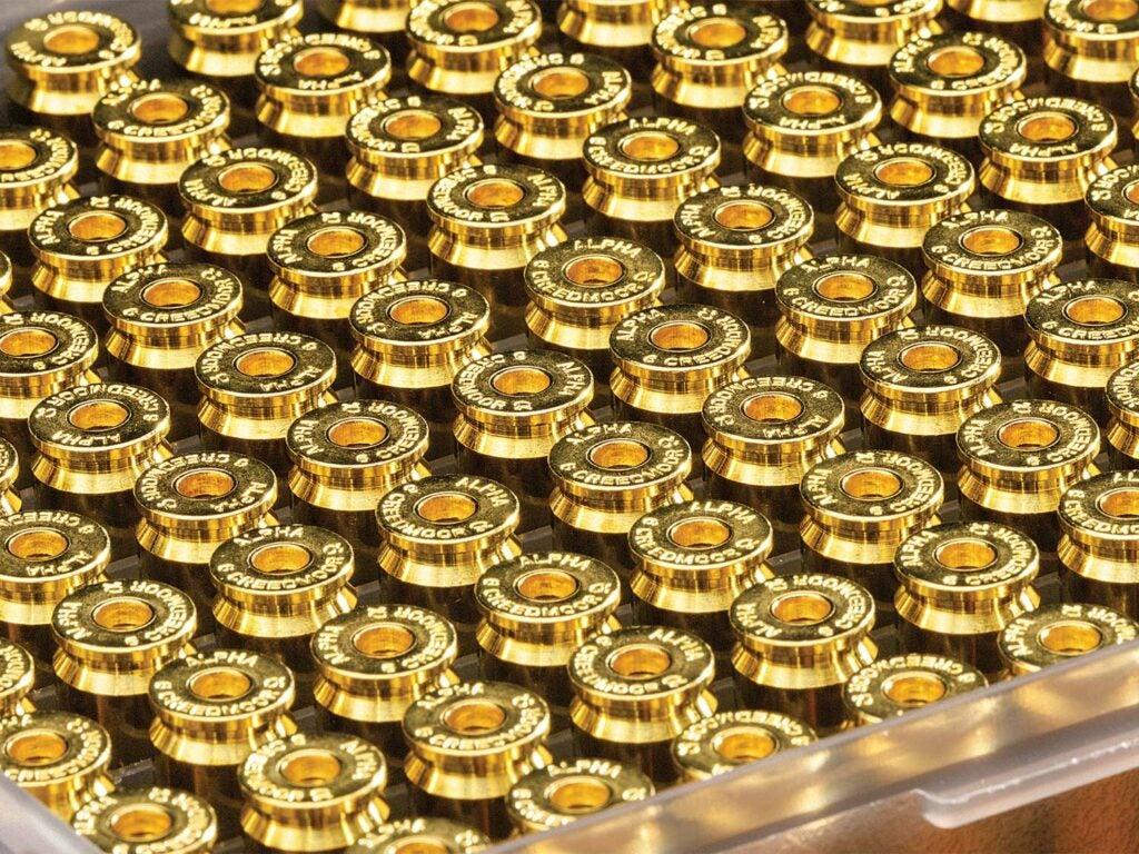 new 6cm brass ammo casings