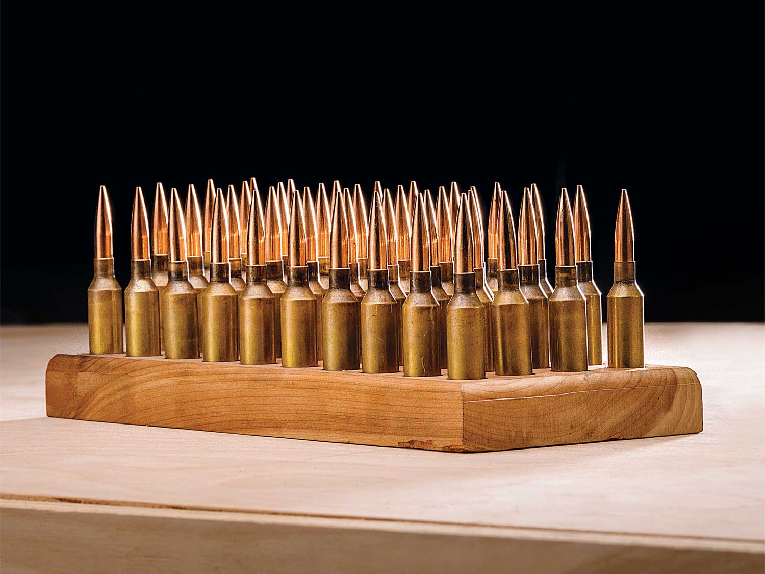 The Ultimate High-Speed Precision Reloading Setup