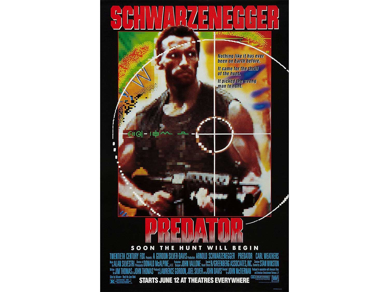 movie cover for the predator