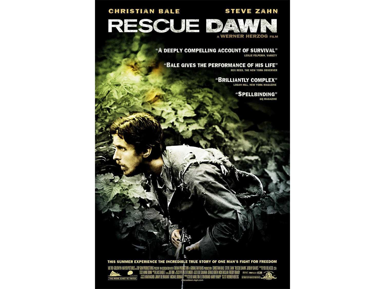 movie cover for rescue dawn