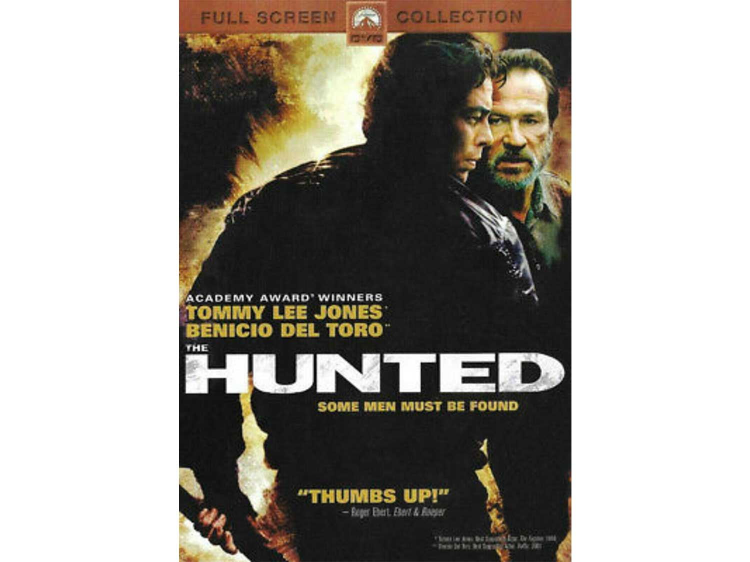 movie cover for the hunted