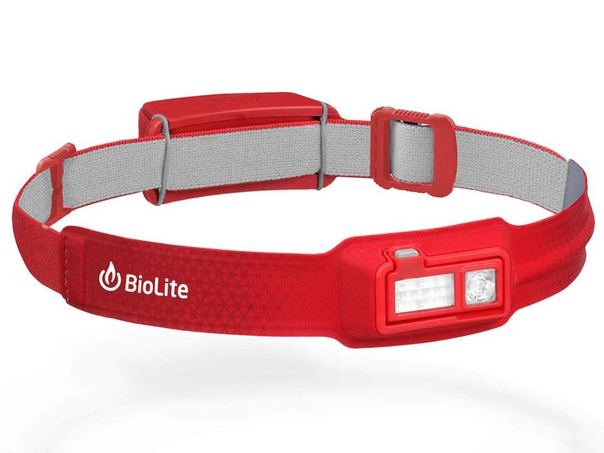 BioLite No-bounce Rechargeable Headlamp