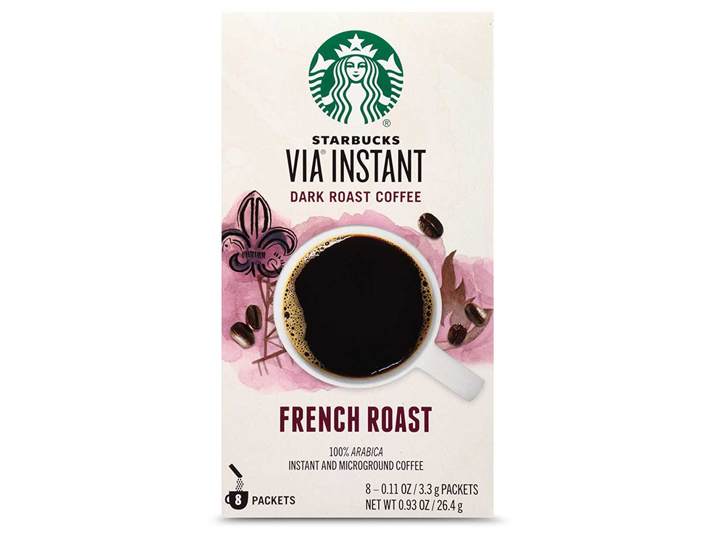 Starbucks VIA French Roast