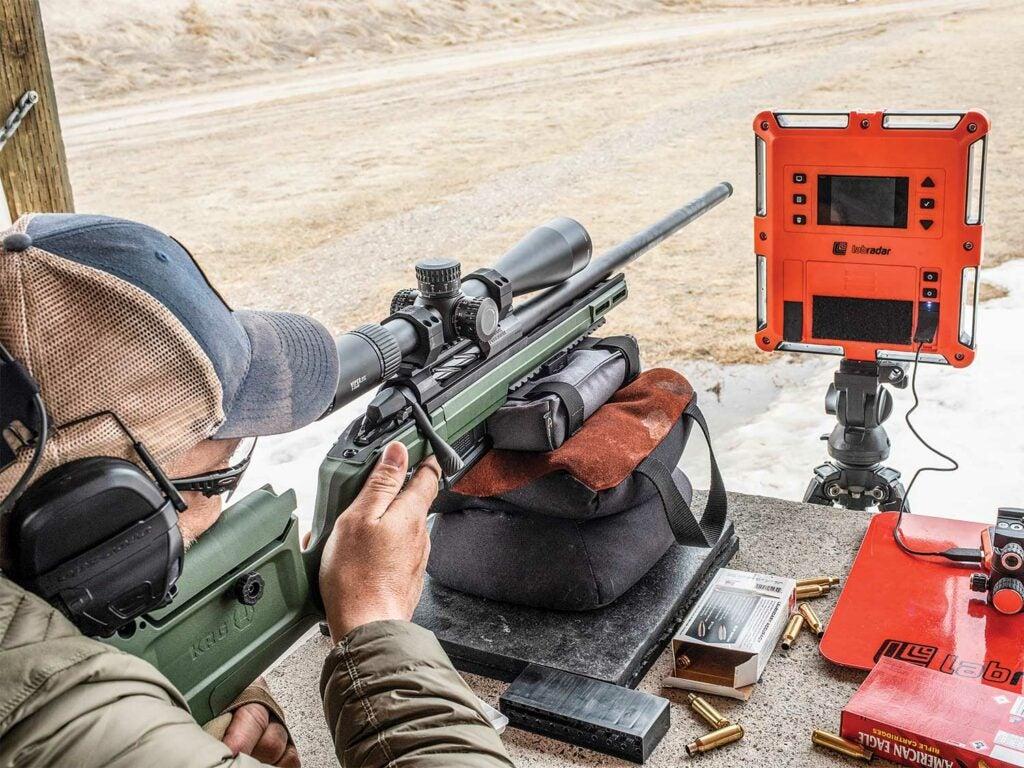 rifle testing equipment