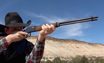 How To Shoot a Lever-Action Like a Cowboy