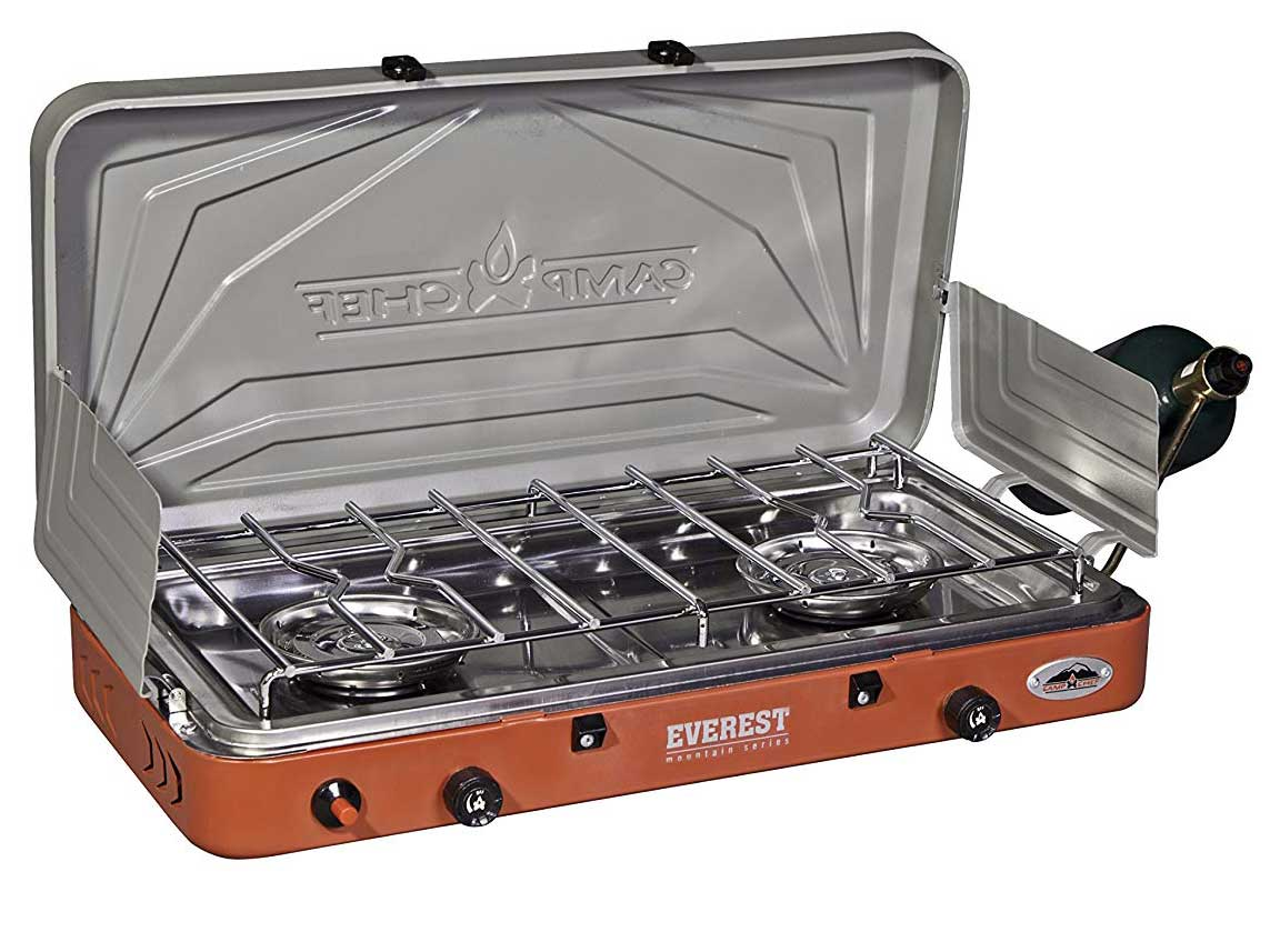 Camp Chef Everest Two Burner Camping Stove
