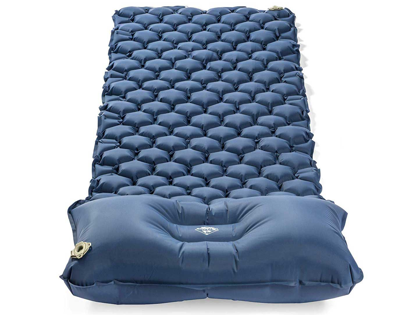 My Outdoors Lightweight Sleeping Pad with Pillow