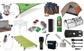 The Outdoor Life Guide to the Best Summer Camping Gear