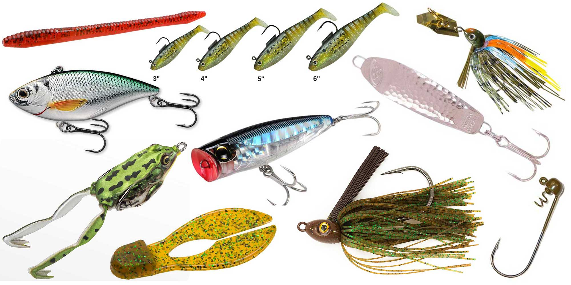Stock the Ultimate Summer Bass Tackle Box