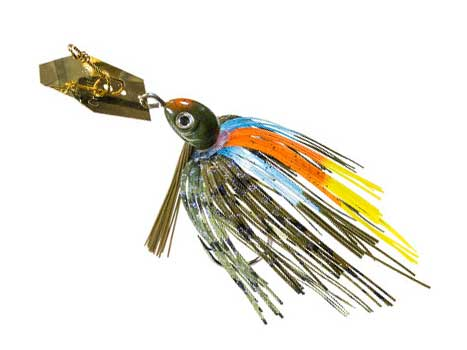 The Z-Man Project Z ChatterBait Weedless