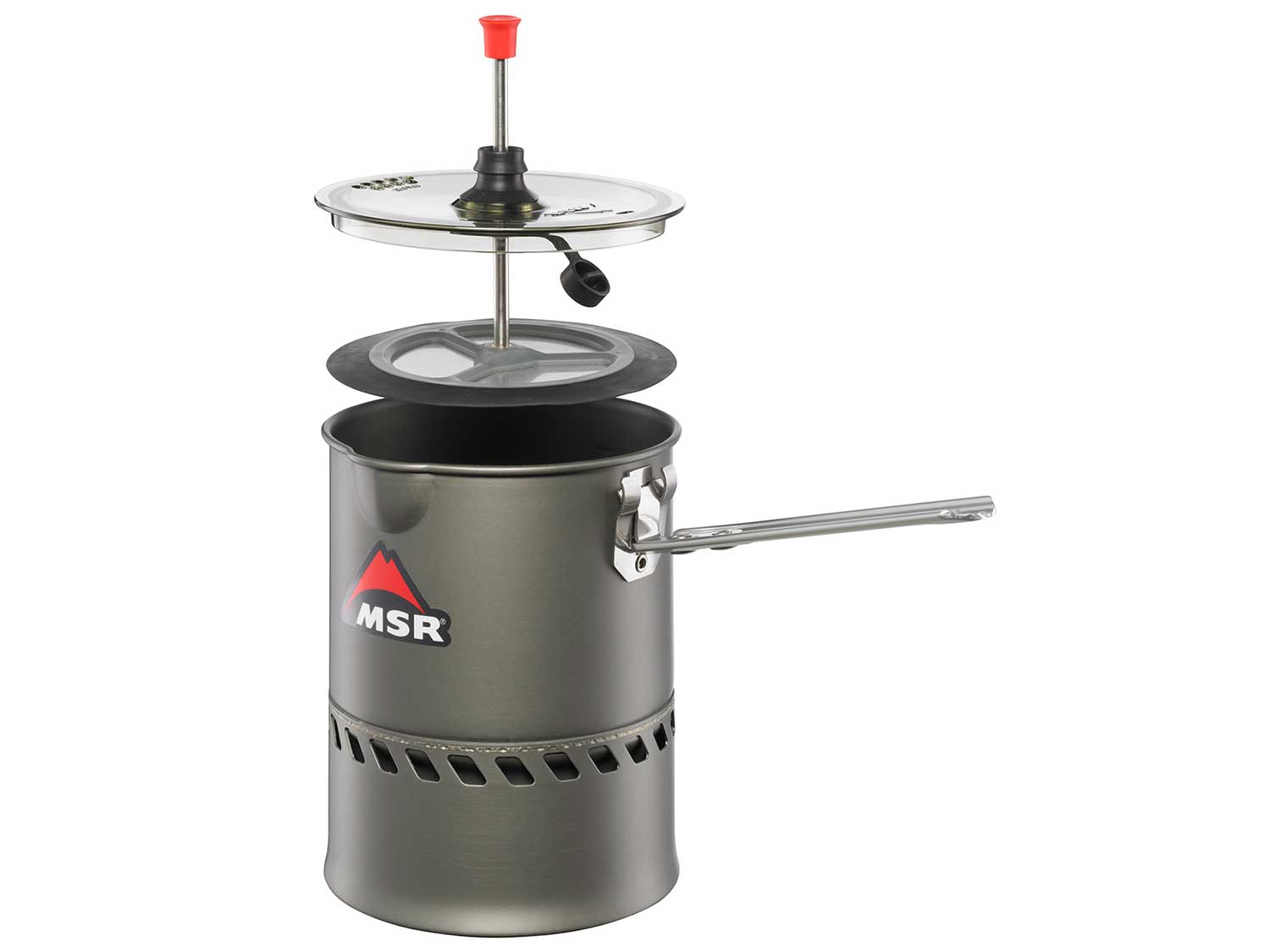 MSR Reactor Coffee Press Kit
