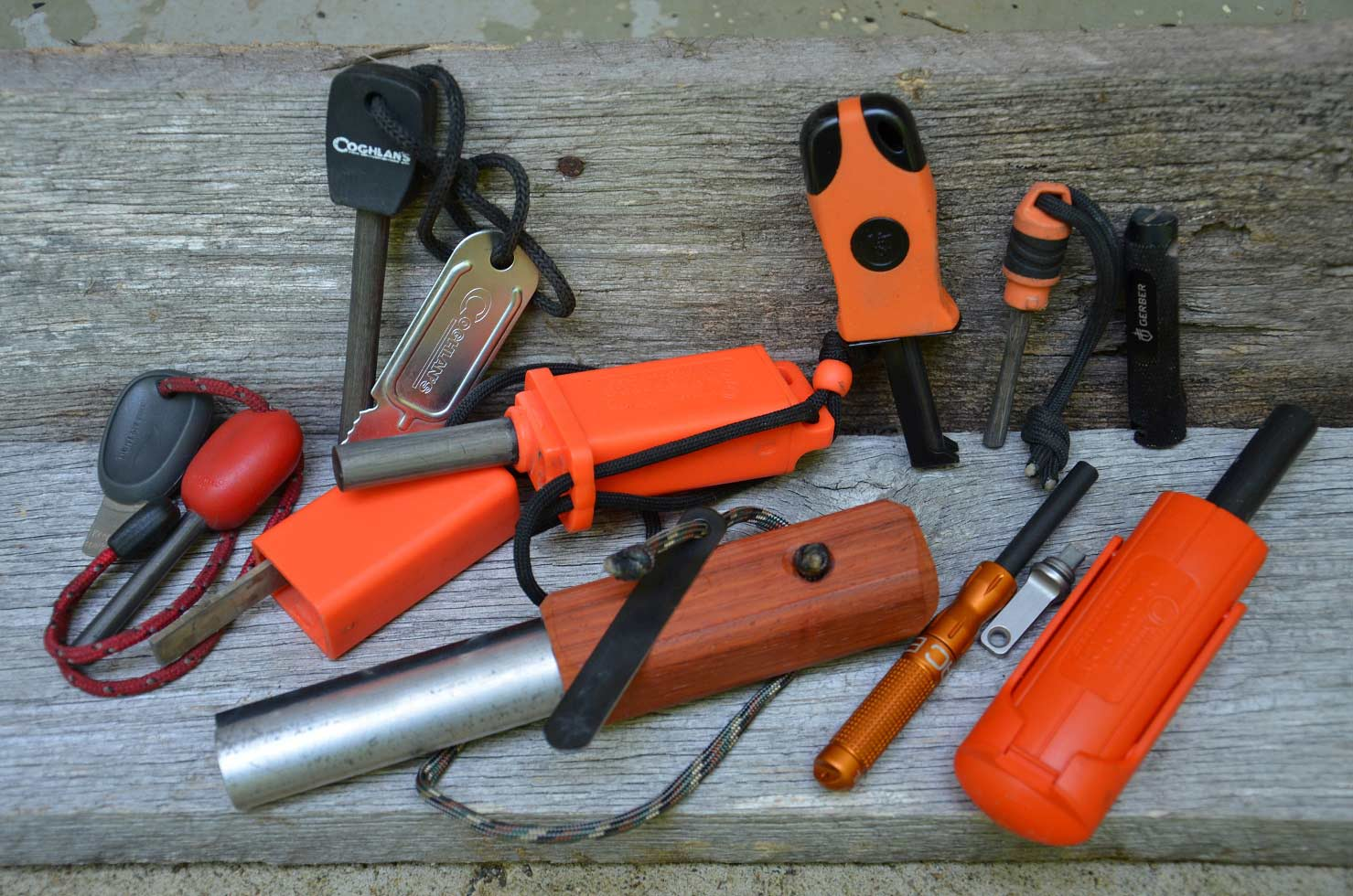 8 Best Fire-Starting Spark Rods (And How to Use Them)