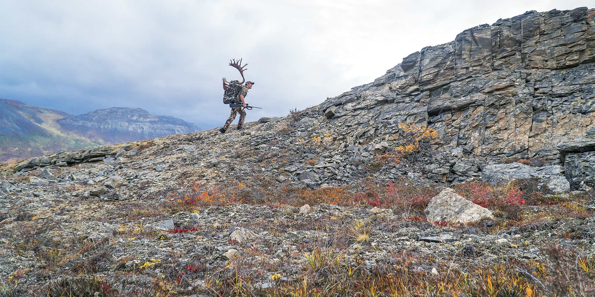 A Caribou Hunting Adventure in Alaska, No Guides Required