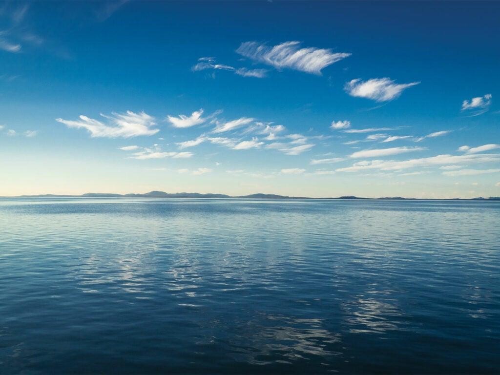 the kotzebue sound in Alaska