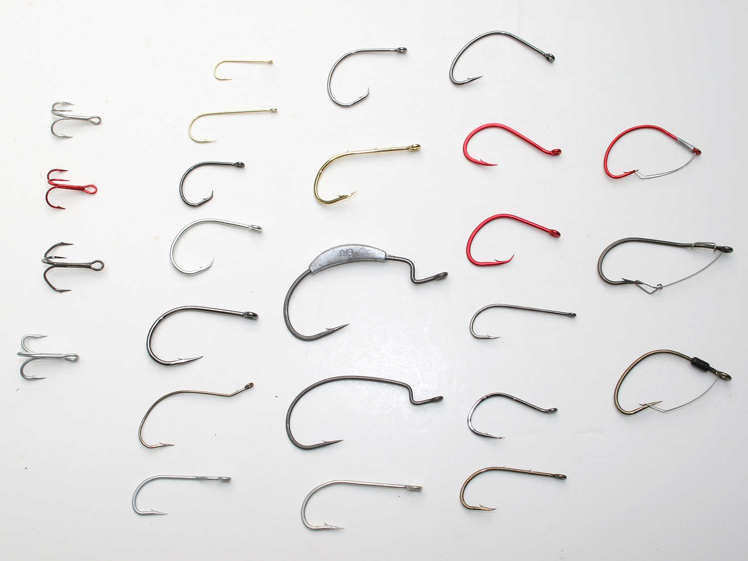 How to Choose the Right Fishing Hook the First Time