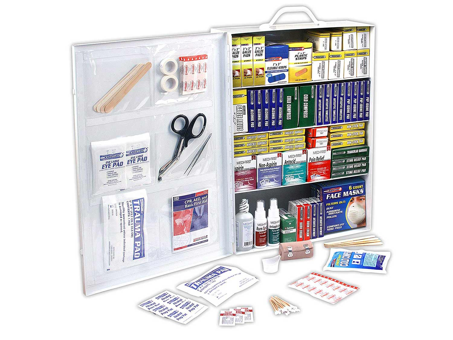 Rapid Care First Aid