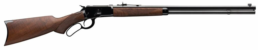 Winchester 1892 Deluxe Octogon rifle