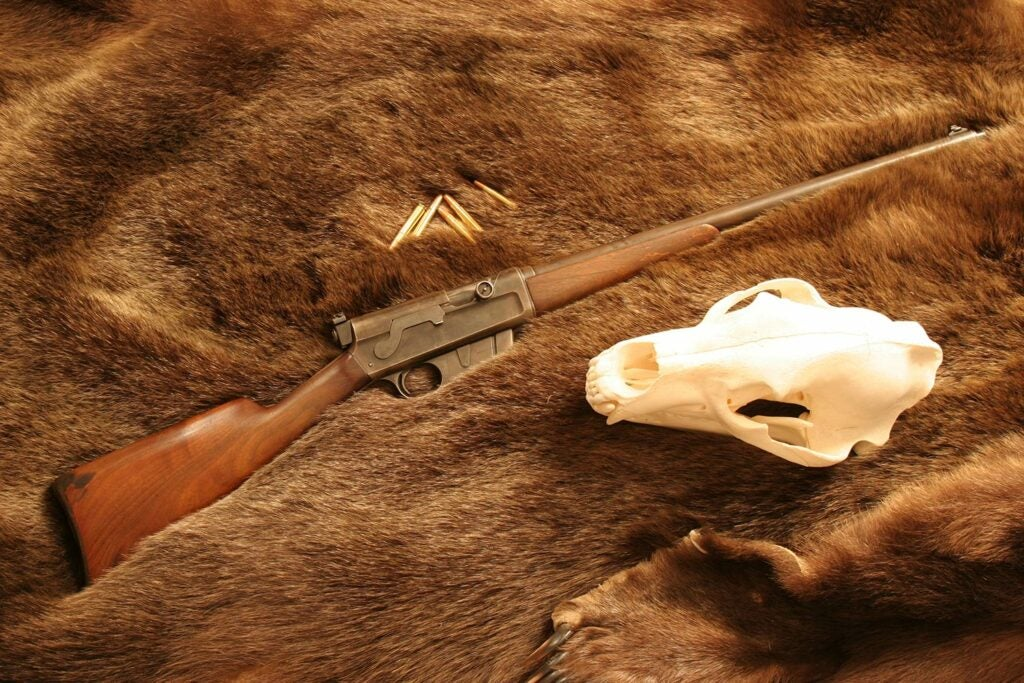 Remington Autoloading Rifle