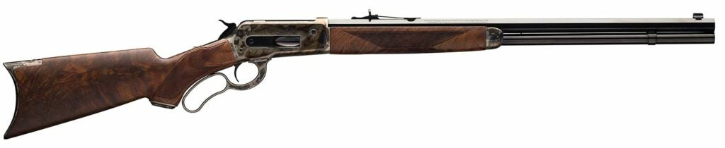 Winchester 1886 Deluxe Case Hardened rifle