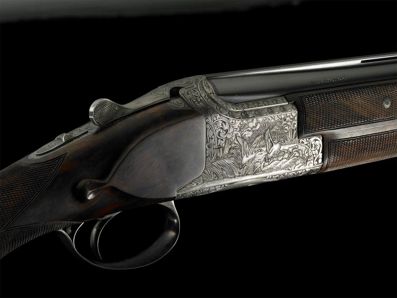 Browning Superposed over-under shotgun