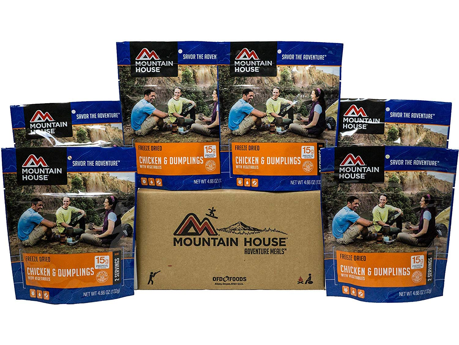 3 Things to Look for in Freeze Dried Meals
